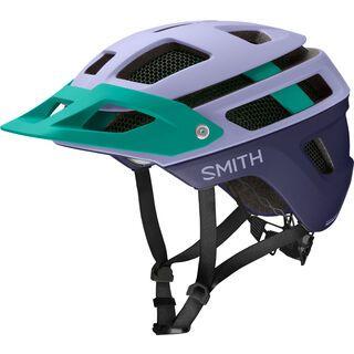 Smith Forefront 2 MIPS, matte iris/indigo/jade - Fahrradhelm