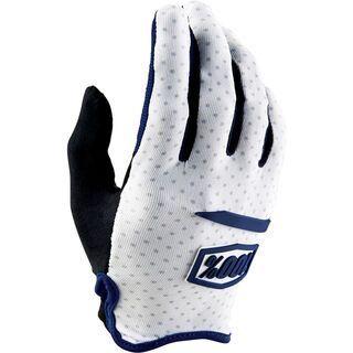 100% Ridecamp Glove, white - Fahrradhandschuhe