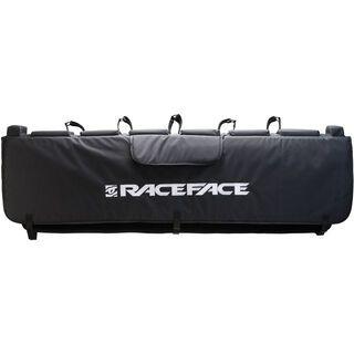 Race Face Tailgate Pad, black - Heckklappenschutz