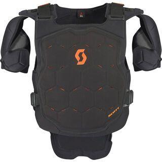 Scott Softcon 2 Body Armor Protector, black - Protektor