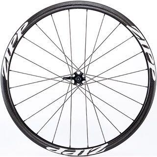 Zipp 202 Firecrest Tubular Disc-brake, schwarz/weiß - Vorderrad
