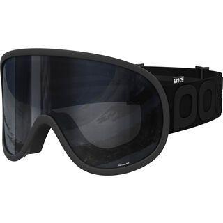 POC Retina Big All Black, uranium black/Lens: black - Skibrille