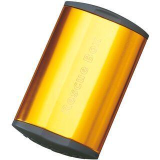 Topeak Rescue Box, gold - Flickzeug