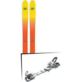 Set: DPS Skis Wailer F112 2017 + Tyrolia Ambition 12 (1715203)