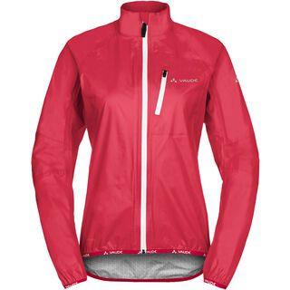 Vaude Women's Drop Jacket III, strawberry - Radjacke