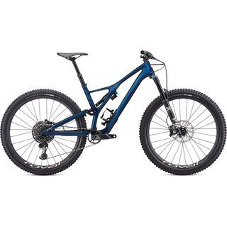 Specialized Stumpjumper Expert Carbon 29 2020, navy/white mountains - Mountainbike