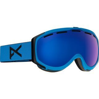 Anon Hawkeye Goggle, blue/Lens: blue cobalt - Skibrille
