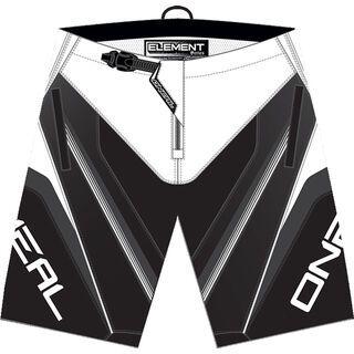 ONeal Element FR Shorts, black/white - Radhose