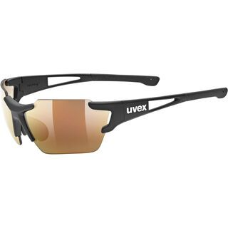 uvex sportstyle 803 race cv v small, black mat/Lens: colorvision outdoor variomatic - Sportbrille