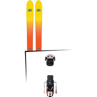 Set: DPS Skis Wailer F112 2017 + Atomic Warden MNC 13 (1681273)