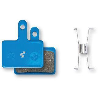 Cube Scheibenbremsbelag Shimano Deore BR-M505/515/525/445/446 MT200/400 - organisch blue