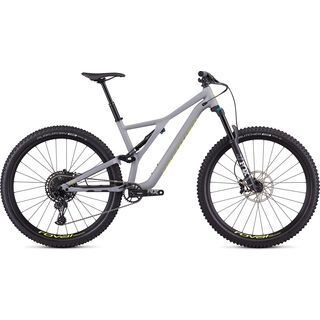 Specialized Stumpjumper Comp Alloy 29 2020, gray/yellow - Mountainbike