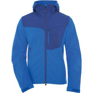 Vaude Men's Ducan Softshell Jacket, hydro blue - Softshelljacke