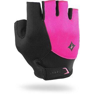 Specialized Women's Sport, black/pink - Fahrradhandschuhe