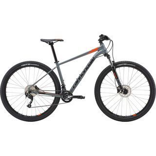 Cannondale Trail 7 27.5 2018, stealth gray - Mountainbike