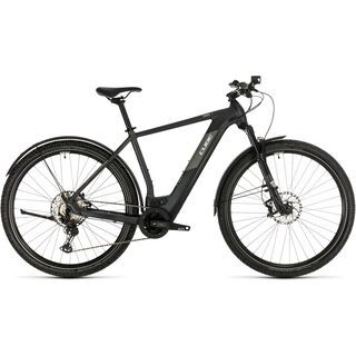 Cube Cross Hybrid SL Allroad 2020, iridium´n´white - E-Bike