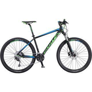 Scott Aspect 720 2016, black/green/blue - Mountainbike