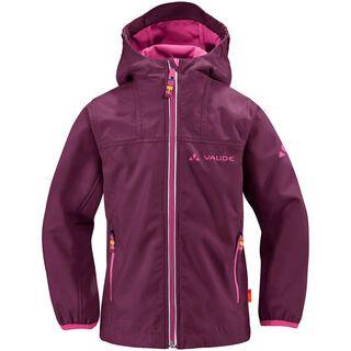 Vaude Kids Rondane Jacket, purpure - Softshelljacke