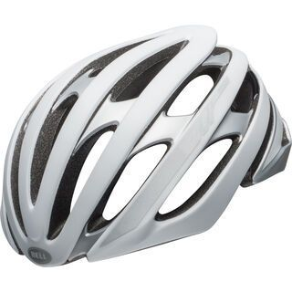Bell Stratus MIPS, white/silver reflective - Fahrradhelm