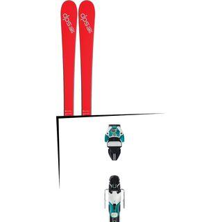 Set: DPS Skis Cassiar 80 SL 2017 + Atomic Warden 11 DT (1681270)
