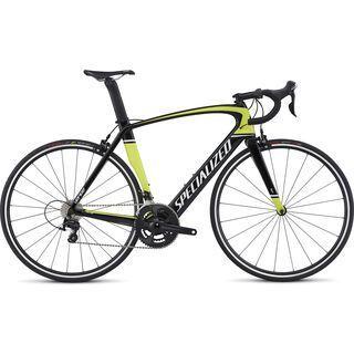 Specialized Venge Elite 2017, black/yellow/met white - Rennrad
