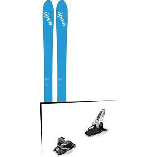 Set: DPS Skis Wailer 106 2017 + Marker Griffon 13 ID (1685404)