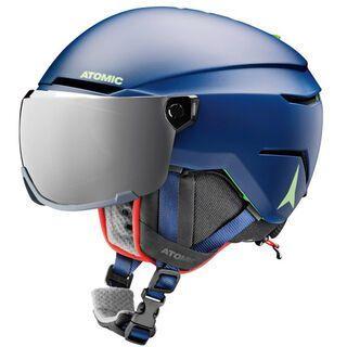 Atomic Savor Visor JR, blue - Skihelm
