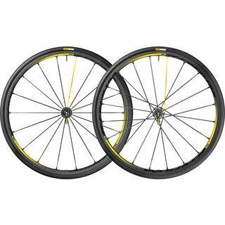 Mavic Ksyrium Pro Exalith SL, black - Laufradsatz