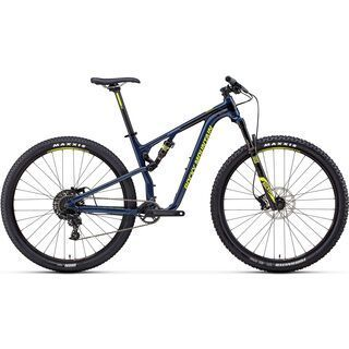 Rocky Mountain Element Alloy 30 2018, blue/acid - Mountainbike