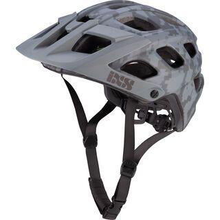 IXS Trail RS Evo Ltd. Edition, grey camo - Fahrradhelm