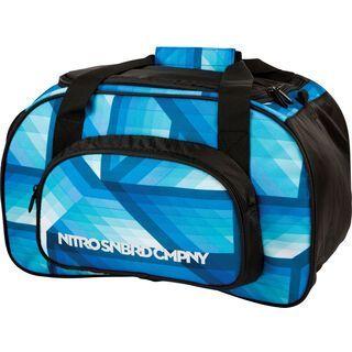 Nitro Duffle Bag XS, geo ocean - Sporttasche