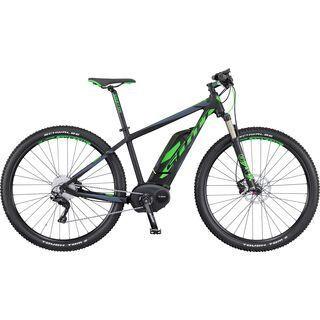 Scott E-Aspect 910 2016, black/anthracite/green - E-Bike