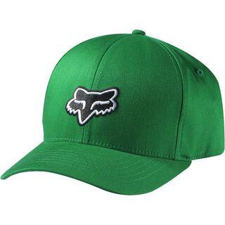 Fox Legacy Flexfit Hat, kelly green - Cap