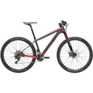 Cannondale F-SI Carbon Women's 2 2016, black/strawberry - Mountainbike