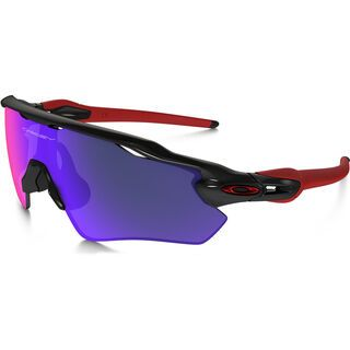 Oakley Radar EV Path Team Colors, Lens: positive red iridium - Sportbrille
