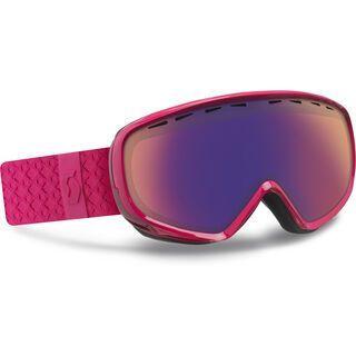 Scott Dana, Ceris Pink Solid/Purple Chrome - Skibrille