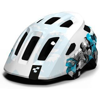 Cube Helm Talok white