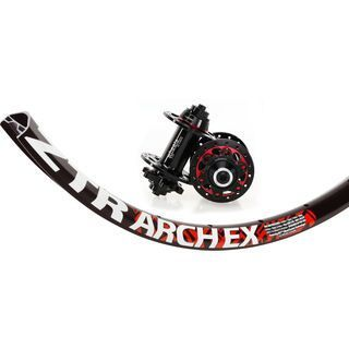 Stan's NoTubes ZTR Arch EX 29 / Wheels 5.01, schwarz - Laufradsatz