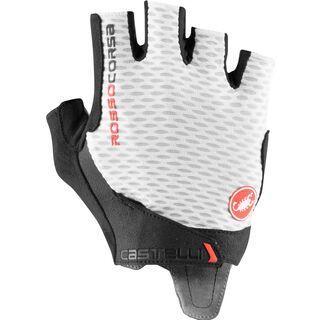 Castelli Rosso Corsa Pro V Glove white