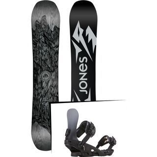 Set: Jones Ultra Mountain Twin 2019 + Ride Fame (1923782S)