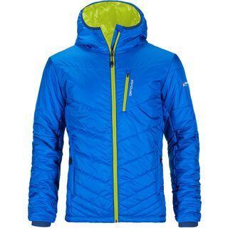 Ortovox Swisswool Jacket Piz Bianco, blue ocean - Thermojacke