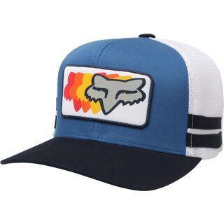 Fox 74 Wins Snapback Hat, blue - Cap