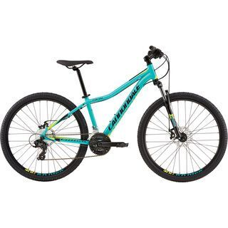 Cannondale Foray 3 2017, turquoise/black/neon spring - Mountainbike