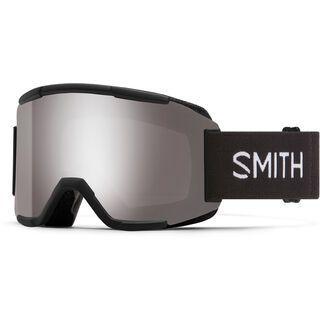 Smith Squad inkl. WS, black/Lens: cp sun platinum mir - Skibrille