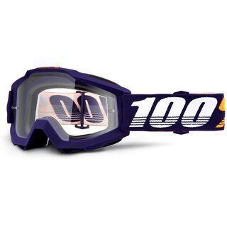 100% Accuri, grib/Lens: clear - MX Brille