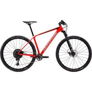 Cannondale F-Si Carbon 3 2019, acid red - Mountainbike