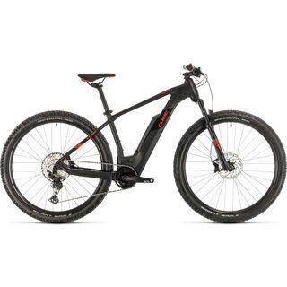 Cube Reaction Hybrid Race 27.5 2020, black´n´red - E-Bike