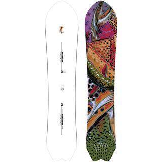 Burton Fish Medium (B-Ware/2nd) - Snowboard