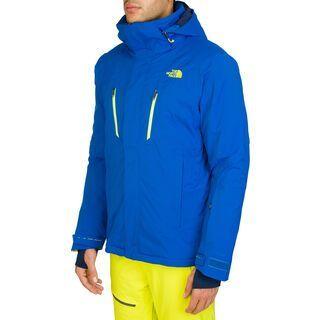 The North Face Mens Jeppeson Jacket, Snorkel Blue - Skijacke