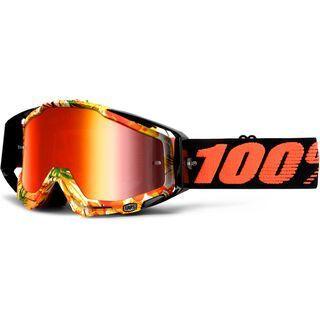 100% Racecraft, paradise/Lens: clear - MX Brille